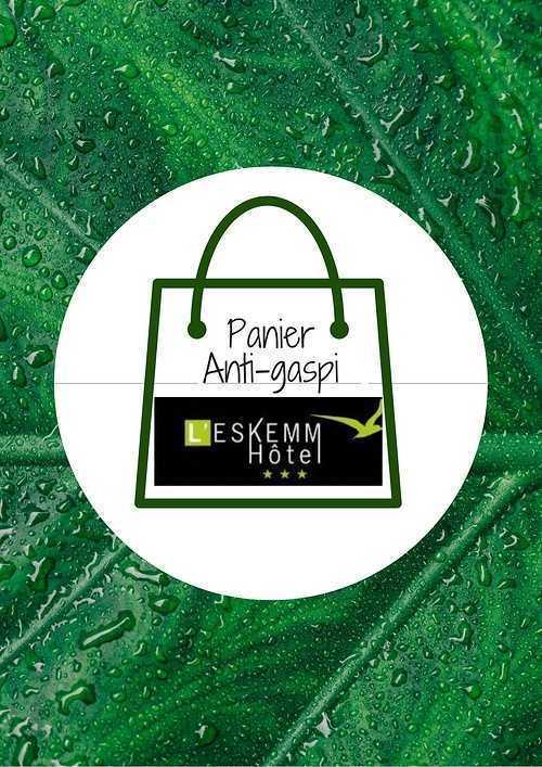 Réservez votre panier anti-gaspi sur notre page Facebook 0